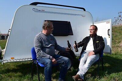 EntrüCkung Mini Camper Schlafwagen Schlafanhänger Campinganhänger Tf 4 Sp Plus Wohnwagen Reichhaltiges Angebot Und Schnelle Lieferung Schlafausrüstung