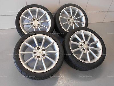 Aston Martin Db7 Vantage V12 Oem Set Of Wheels Rims Tires Ebay