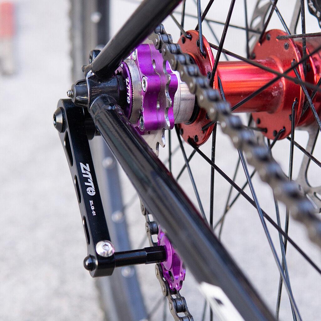 ZTTO Bike Chain Tensioner MTB Single Speed Chainring Jockey Wheel Bicycle 1PC