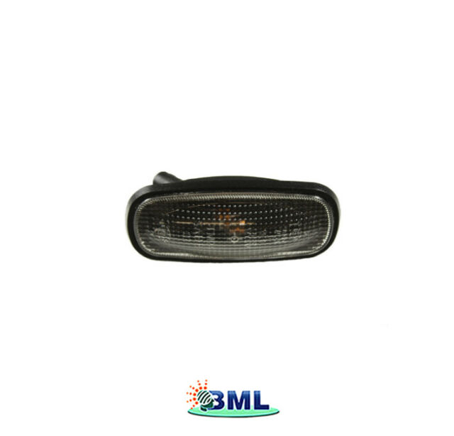 Land Rover Defender TD5 Clear Oval Side Repeater Indicator  XGB100310L