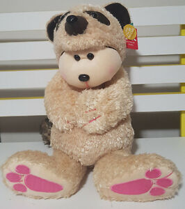 BEANIE-KID-MANUELLA-MEERKAT-TEDDY-BEAR-PLUSH-TOY-SOFT-TOY-ABOUT-40CM-KIDS-TOY