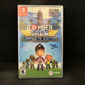 Bomber-Crew-Complete-Edition-Nintendo-Switch-BRAND-NEW-Region-Free
