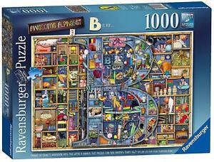 Jigsaw-Puzzle-AWESOME-ALPHABET-B-Family-Kids-Game-Fun-Toy-1000-Piece