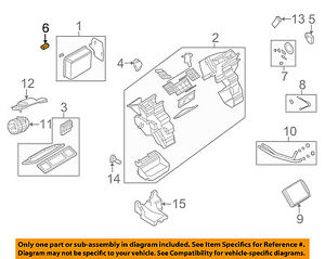 Saturn GM OEM 01-05 L300 Air Conditioner-Expansion Valve 24426739