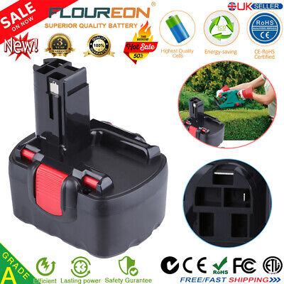 14.4V Volt Li-ion Battery+Charger for BOSCH 3454,3454-01,2 607 335 534,BAT140