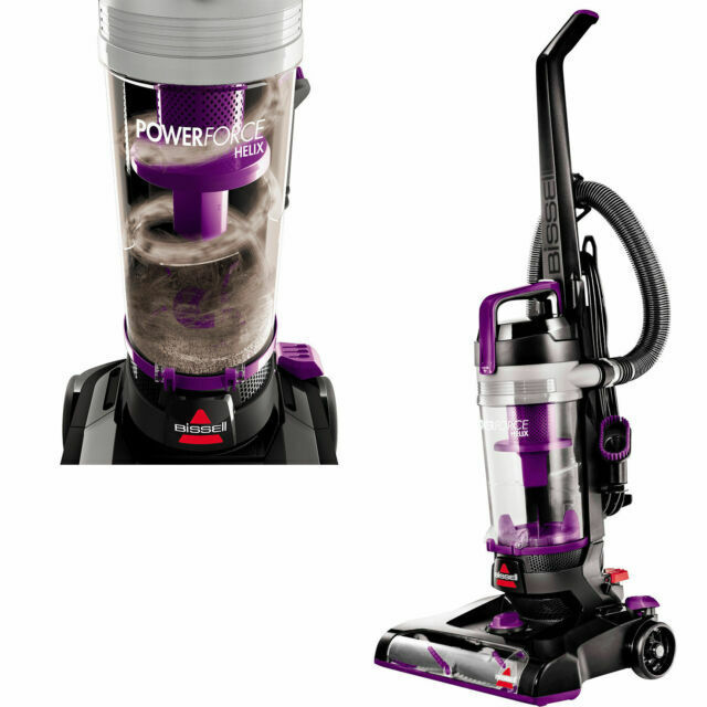 Bissell 2191u Powerforce Helix Bagless Upright Vacuum Cleaner For Sale Online Ebay