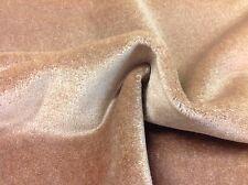 Plush Teddy Mohair Upholstery Fabric- Color: Honey- 4.40 yds. - $1760 VALUE