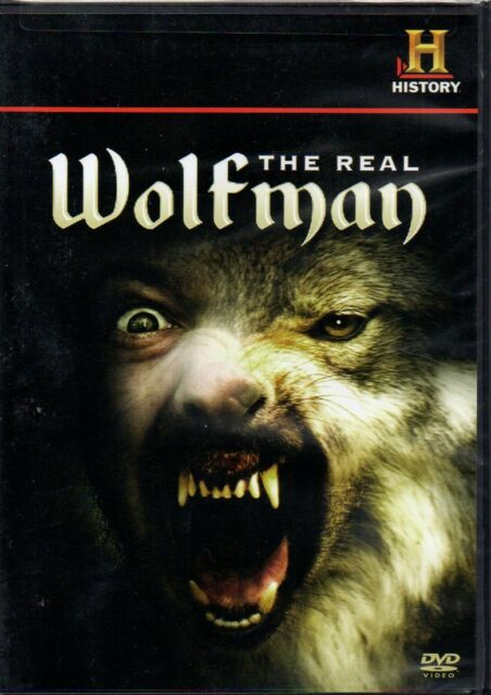 The Real Wolfman - REGION 1 DVD BRAND NEW SEALED