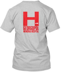 d205b08af7d Georgopol Memorial Hospital  pubg - Pubg H Hanes Tagless Tee T-Shirt ...