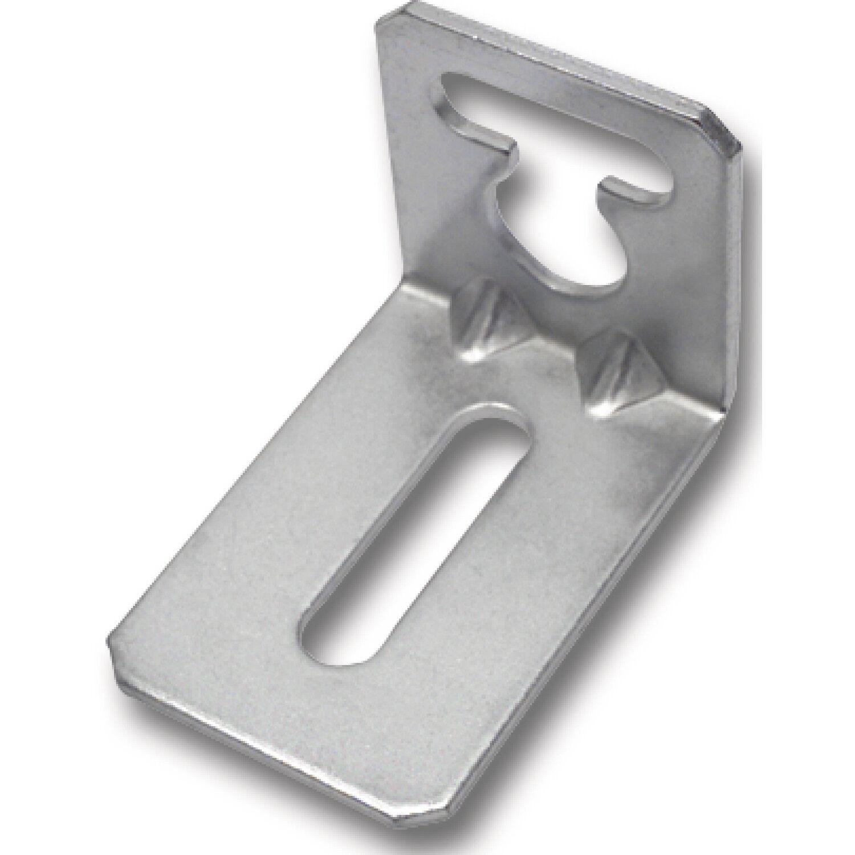 Winkel-schrankaufhänger CIONDOLO angolo-fissaggio aufhängewinkel aufhängewinkel aufhängewinkel 51x36x34x2,0 216338