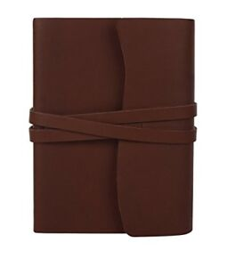 RUSTIC TOWN Handmade Vintage Antique Look Genuine Leather Bound Journal Diary No 601706988045