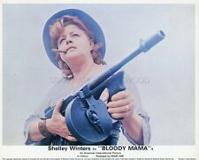 SHELLEY WINTERS ROGER CORMAN BLOODY MAMA 1970 VINTAGE LOBBY CARD ORIGINAL