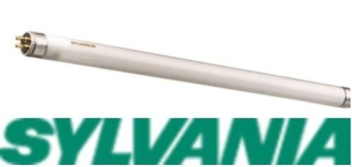 "Tubo Fluorescente Sylvania marca 13W T5 blanco frío 21/"" 531mm"