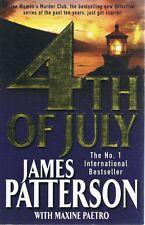 4th Of July by Patterson James With Maxine Paetro - Book - Paperback