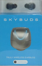 Skybuds Truly Wireless In-Ear Headphones Charcoal Brand New