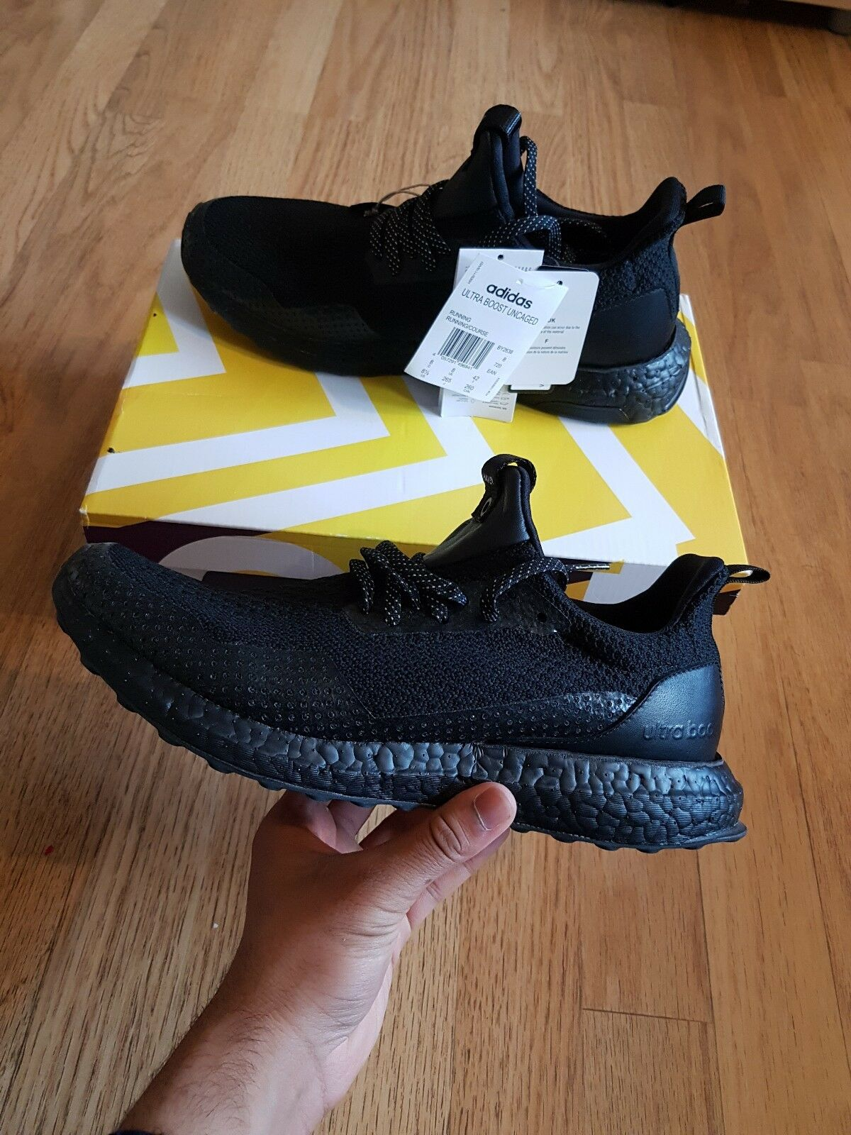 Haven ultraboost uk 8 Brand new authentic