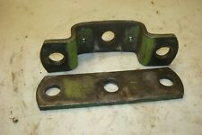 1966 Oliver 1550 Gas Tractor Drawbar Support Plates Brackets