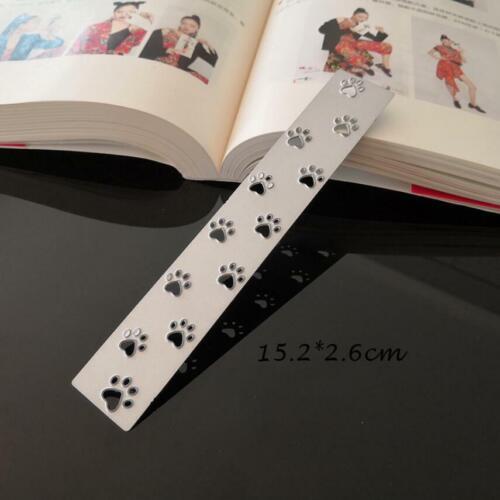 Metall Stencil Cutting Dies Scrapbooking DIY Stanzschablone Tagebuch Dekoration