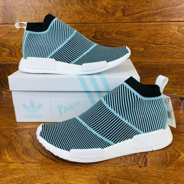 df43ea2a3 Adidas Originals NMD CS1 (Men Size 9.5) Parley Primeknit Ultra Boost City  Socks