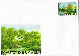 United Nations 1995 S7 Pre Paid Envelope Vienna Comme Neuf-afficher Le Titre D'origine
