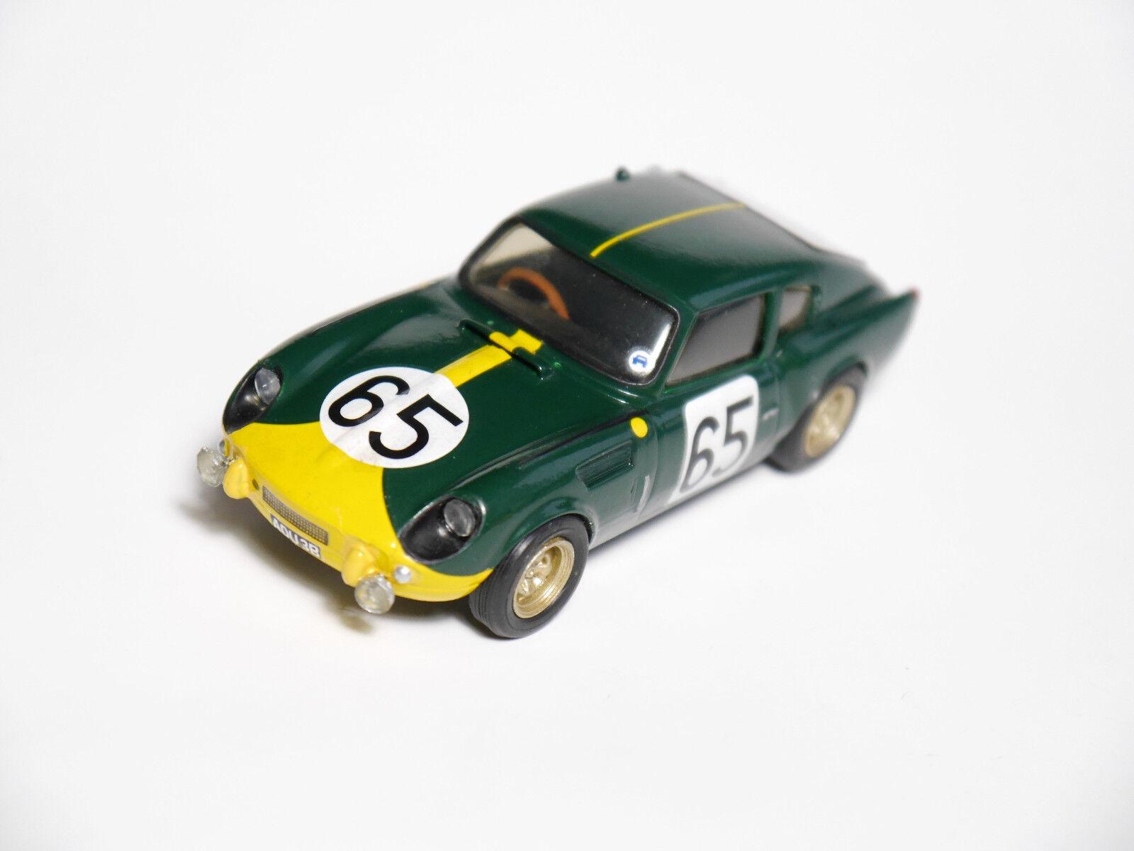 TRIUMPH Spitfire  ADU 3 B  Le Mans, fatto a mano handmade/Provence Moulage 1:43