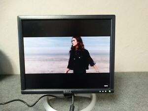 Dell-UltraSharp-17-034-LCD-Monitor-With-Stand-VGA-DVI-D-USB-1703Fps-POWER-CORD