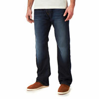 Pepe Jeans London Alban Loose Fit Jeans/deep Blue - 30/32 Was £85.00