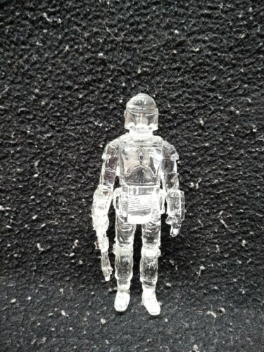 Star Wars Boba Fett Hologramme custom made 3.75 vintage style Kenner Figure