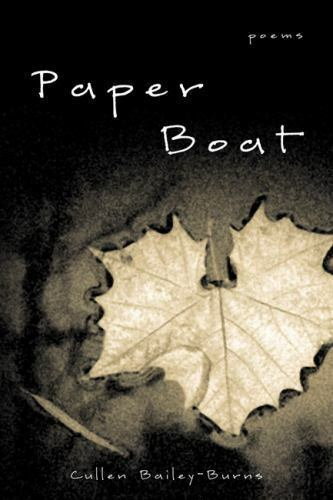 NEW - Paper Boat by Cullen Bailey Burns