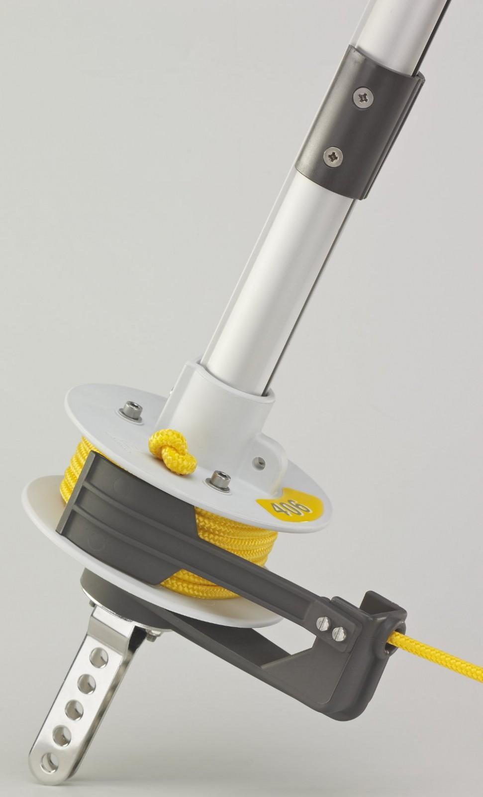Plastimo 406S Reefing Furling System Chainplate Model