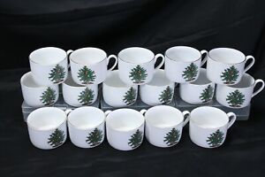 Meiwa-Christmas-Ribbons-Cups-Lot-of-16