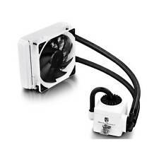 DEEPCOOL CAPTAIN 120 EX WHITE (AM4) 120mm CPU Liquid Cooler for