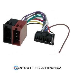 Connettore-ISO-Autoradio-Panasonic-16-Pin-CQ-DFX-601N-CQ-RD-105R-CQ-RDP-151N