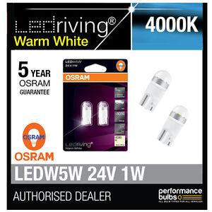 OSRAM-24v-led-4000k-Blanc-Chaud-W5W-507-Wedge-1W-ampoules-24v-retrofit-2824ww-02b