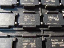 H55S5122DFR-60M-C  1.8V  Mobil Sdram  512M 3-3-3 166MHz   FBGA90 hynix