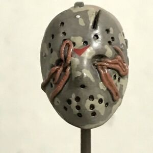 NECA-Friday-The-13th-Part-V-Jason-Voorhees-Worms-Head-1-12-Action-Figure-Part