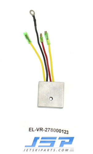 Voltage Regulator Rectifier Assembly Compatible with SeaDoo GT XP OEM# 278000123