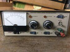 Heathkit Regulated Power Supply Ip 28