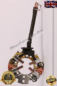 MITSUBISHI-tipo-12-V-Motore-di-Avviamento-Spazzola-Supporto-Set-Pennelli-box-per-Nissan-Pick-up