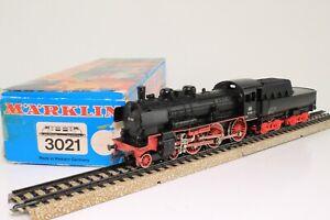 Marklin-3098-h0-maquina-de-vapor-br38-1807-ac-analogico-en-OVP
