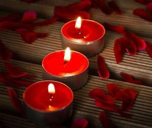 25-Scented-Tealights-Candles-Tea-Lights-ROSE-8-Hours-Burning-Time-Tea-Lights