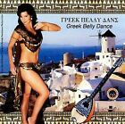 Greek Belly Dance: Dance with Katia by Anto (CD, Apr-2007, Hollywood)