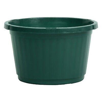 "8/"" Plastic Green Co-ex Greenhouse Container Qty.10 sp800 8 Inch Azalea Pot,"