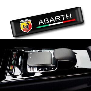 ABARTH-Interior-Exterior-Flexible-Sticker-x1-Emblem-Fiat-500-595-695-Punto-Panda