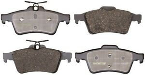 For Chevy Ford Jaguar Mazda Pontiac Saab Volvo Front Disc Brake Pads Akebono