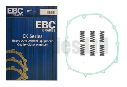 Springs /& Cover Gasket Honda CBR1000F CBR1000 1987-1999 EBC Clutch Plates