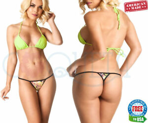 00deea3a08 Image is loading Coqueta-Abboci-Lully-Brazilian-Swimwear-Bathing-Suit-TriTop -