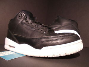 ab9860ecff100 NIKE AIR JORDAN III 3 RETRO CYBER MONDAY OG BLACK WHITE CEMENT ...