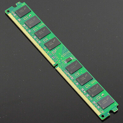New 2GB DDR2 667 MHZ PC2-5300 240PIN DIMM For AMD Motherboard Desktop memory