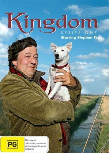 "1 of 1 - Kingdom : Season 1 (DVD, 2010, 2-Disc Set) ""LIKE NEW"""